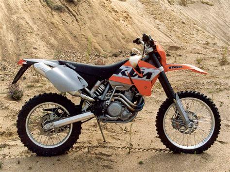 Ktm 520exc 2000 Ktm 520 Exc Racing Moto Zombdrive