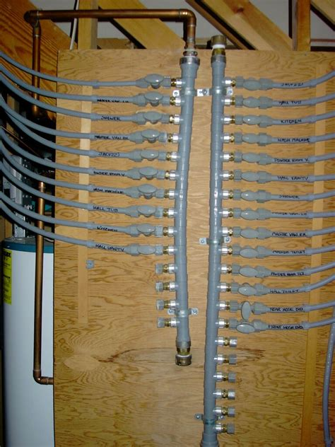Polybutylene Plumbing by Home Inspection Deficiencies Alban Inspections Home