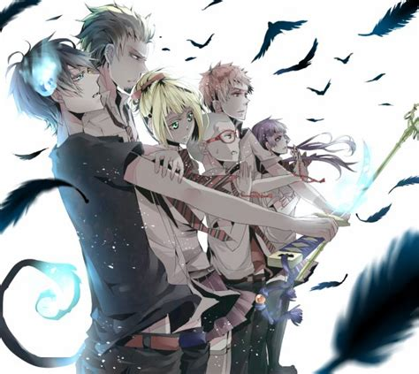 anoboy ao no exorcist blue exorcist ao no exorcist streaming animes mangas