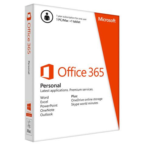 licencias office comprar licencias microsoft microsoft office 365 personal 1 licencia 1 a 241 o