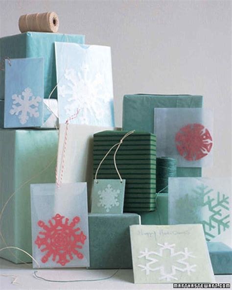 martha stewart greeting card templates snowflake cards martha stewart
