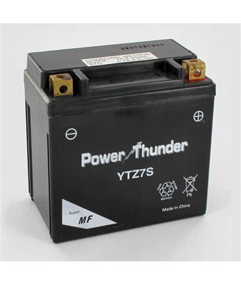 Motorrad Batterie 12v 6ah by Motorrad Batterie 12v 6ah Etn Gtz7s Wasserdicht