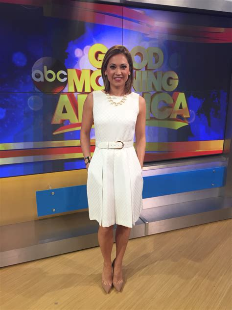 for ginger zee at abc absolute dream comes true ginger zee pantyhose hot girls wallpaper