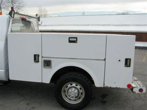 stahl utility bed sell used hemi 5 7 v 8 4x4 auto single cab stahl utility