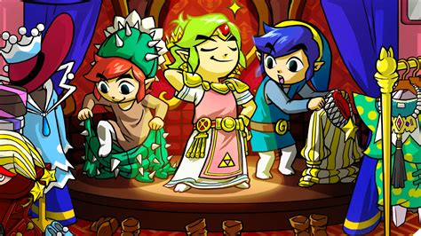 tri force heroes materials guide how to craft all costumes image gallery triforce heroes