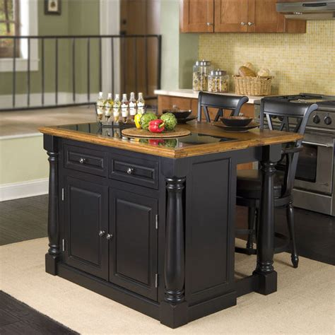 cottage style kitchen island with granite insert small kitchen islands monarch kitchen island with granite