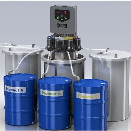 supersmart chemical mixing system dubois chemicals