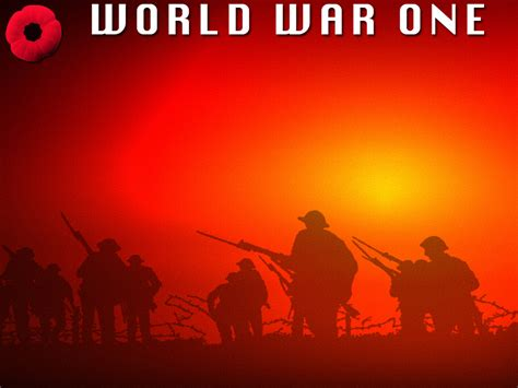 World War One Powerpoint Template Adobe Education Exchange War Powerpoint Template