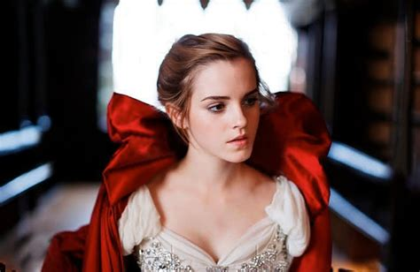 emma watson as belle emma watson to play belle in disney s live action version