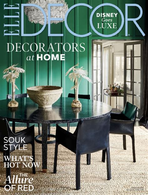 elle decor magazine home decorating ideas discountmagscom