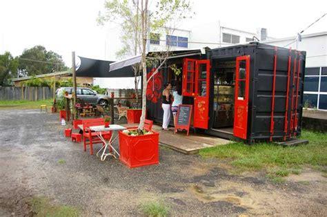 contoh desain cafe outdoor desain tempat usaha dari kontainer kenapa tidak rooang com