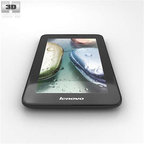 Tablet Lenovo Ideatab A3000 lenovo ideatab a3000 black 3d model hum3d