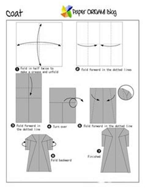 How To Make Origami Trousers - papercrafts on origami dress origami