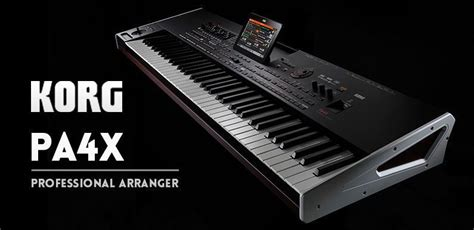 Imagenes De Teclados Musicales Korg | pa4x el teclado definitivo de korg hipermusic blog