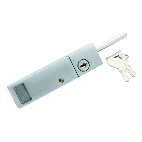 Patio Door Key Lock by Security Chrome Keyed Patio Door Lock With