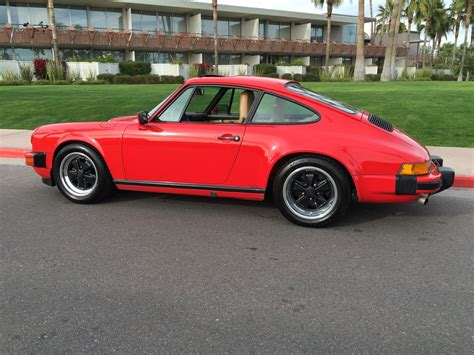 porsche hatchback 2 door 1985 porsche 911 carrera coupe 2 door 3 2l for sale in