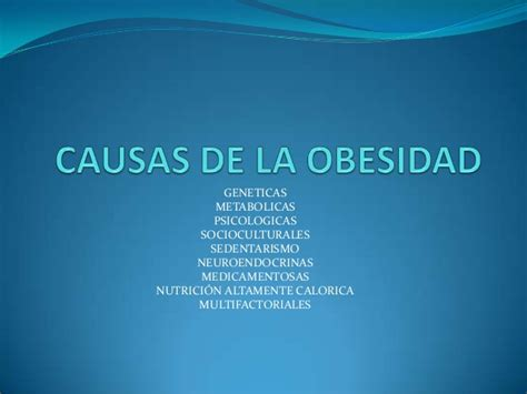 codigo de la obesidad 8417030050 causas de la obesidad