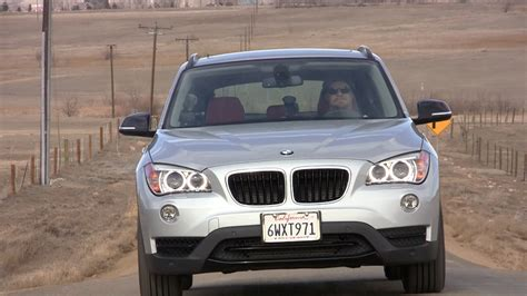 bmw x1 35i review 2013 bmw x1 xdrive 35i 0 60 mph drive and review