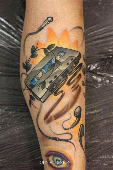tape tattoo designs 40 tattoos that rock tattoodo