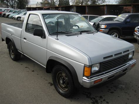 nissan pickup 1987 1987 nissan pickup information and photos momentcar
