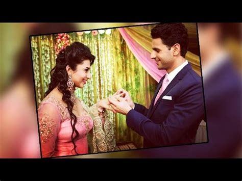 vivek dahiya engagement inside photos divyanka tripathi vivek dahiya
