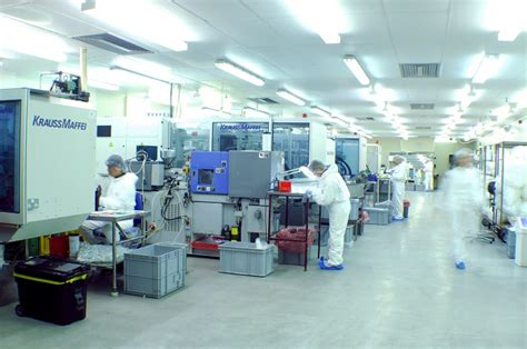 Supply Room Company by Uk Cleanroom Plastic Moulding Companies