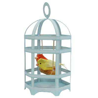 Paper Bird Cage Craft - bird cage canary papercraft paperkraft net free