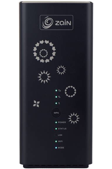 Router Bolt welcome to zain kuwait