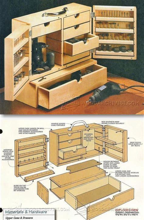 dremel woodworking dremel storage plans workshop solutions projects