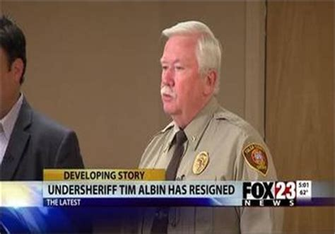 Tulsa County Records Oklahoma Undersheriff Resigns Reserve Deputy Records News