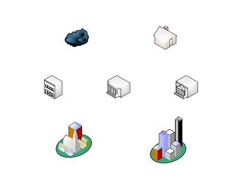 visio stencil location network locations isometric graffletopia