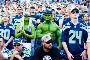 seattle seahawks fan club all 32 nfl fan bases ranked by obnoxiousness chaostrophic