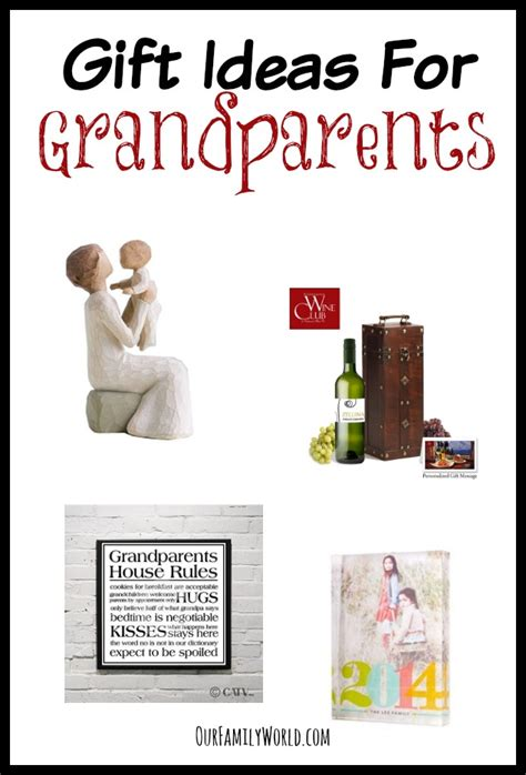 gift ideas for grandparents gift ideas for grandparents from grandkids ourfamilyworld