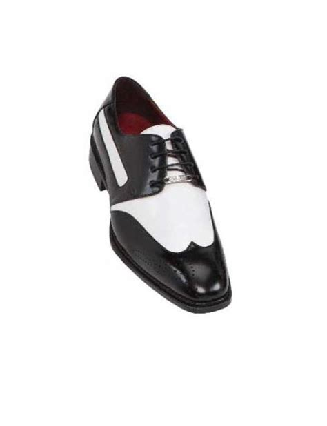mens wingtip black white wingtip shoes mensusa