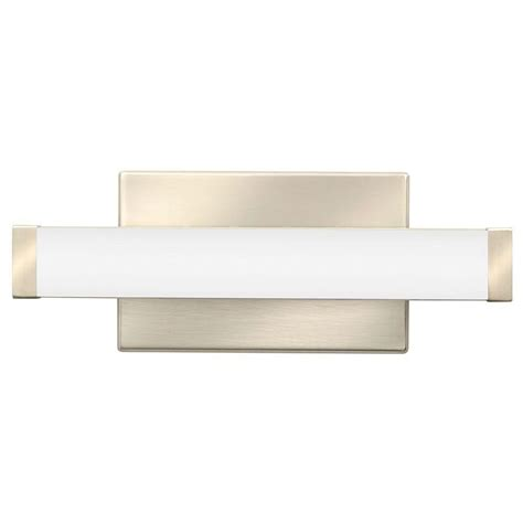 home depot led vanity lights lithonia lighting contemporary square brushed nickel 3k