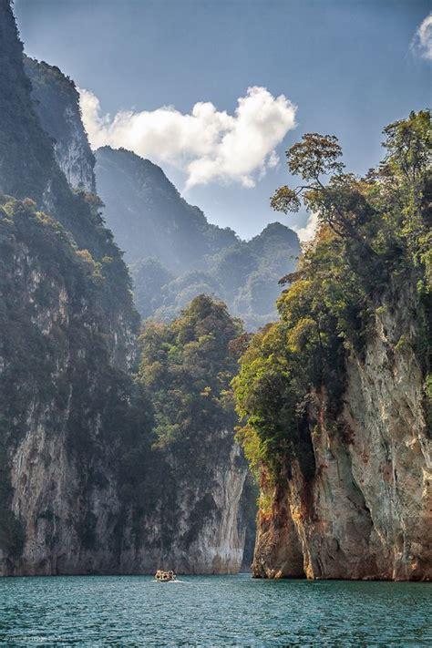 khao sok national park surat thani thailand  maxim