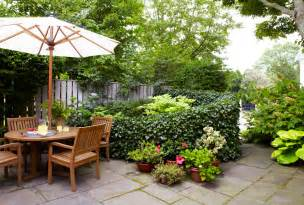 freisitz garten 40 small garden ideas small garden designs