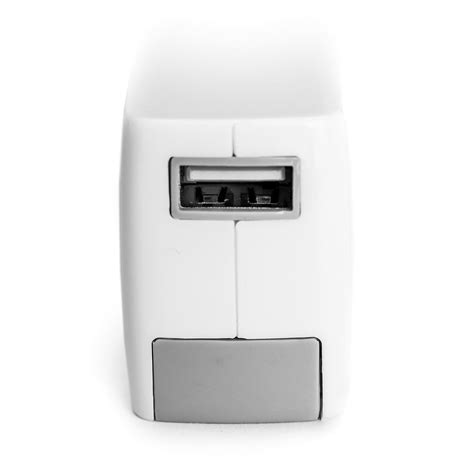 Charger 2 In 1 3ere 2 in 1 usb wall charger power bank white
