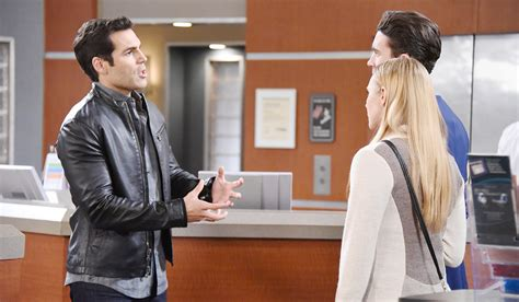 days recap the dna test results are in days recap the days recap dna results are in and tripp and steve learn