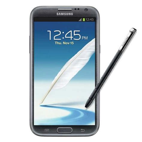 new samsung galaxy note ii at t android smartphone cheap