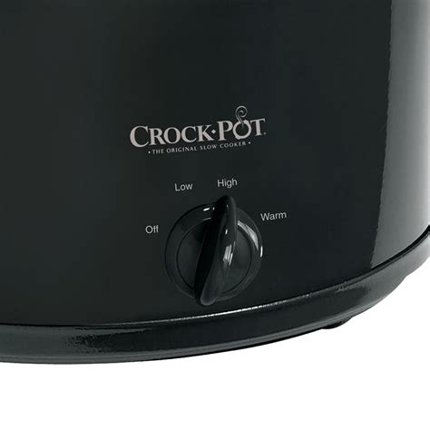 Hamilton Cooker Replacement Knob by Crock Pot 174 Cooker Black Knob Replacement At