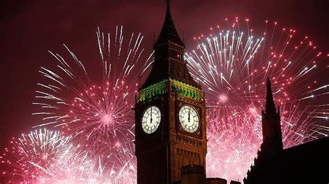 new year hd wallpaper for android mobile new years eve fireworks in london big ben clock in london