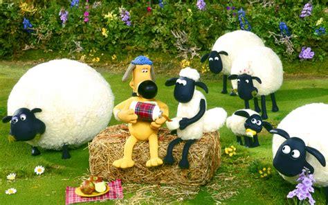 Shaun The Sheep 11 shaun the sheep fond ecran hd