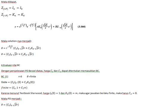 Buku Teknik Understanding Engineering Mathematics chemical engineering report