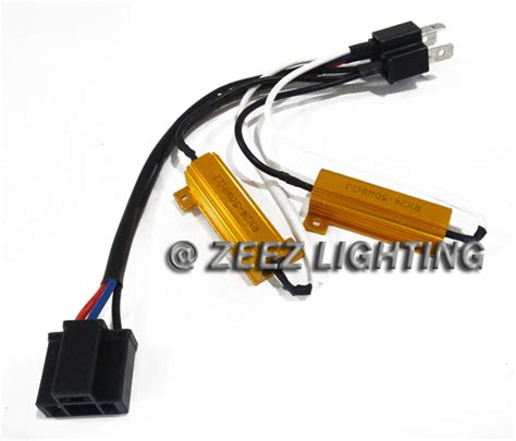 what do hid resistors do what do hid resistors do 28 images 9005 9006 9140 9145 hid xenon fuse relay harness wire