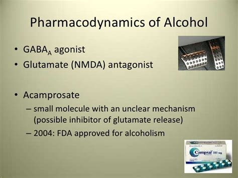 Acomposate For Detox by Neuropharmacological Treatments Of Addiction