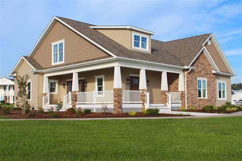modular home models greenwood craftsman model exterior beracah homes