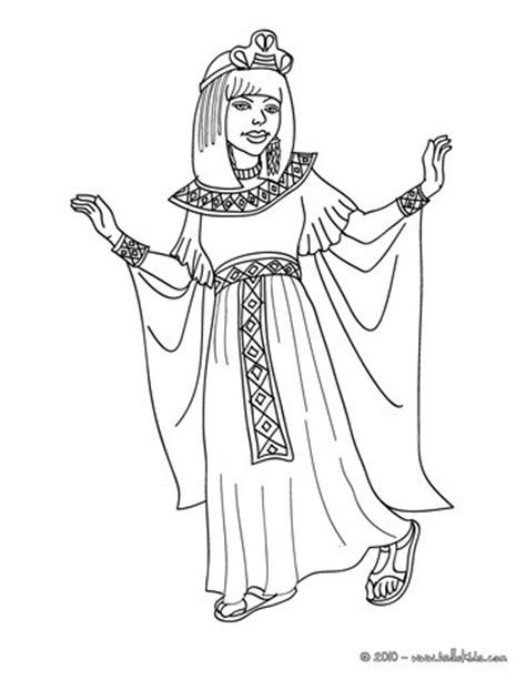 egyptian princess coloring page egyptian princes coloring pages hellokids com