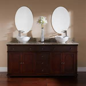 Vanity Vessel 44 Quot Haddington Vessel Sink Vanity With Wooden Top