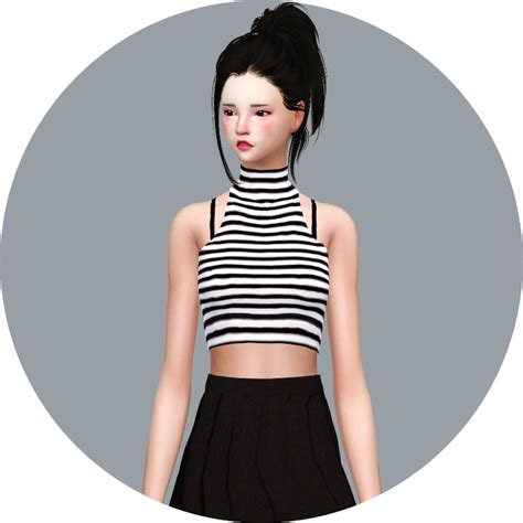 sims 4 cc crop tops 31 best sims 4 adult female crop tops images on pinterest